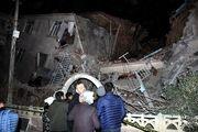 افزایش تلفات زلزله در ترکیه