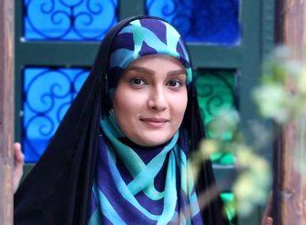 حجاب مثال زدنی خانم مجری درکنار همسرش/ عکس