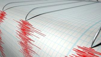 زلزله در مرز همدان و قزوین