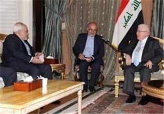 حمایت ایران برای تشکیل دولت متحد عراق