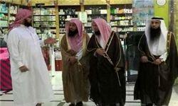 قانون عربستان برای تعطیلی مغازه ها در زمان اذان