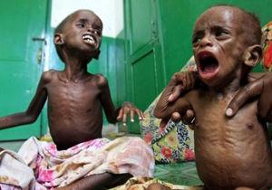 یک میلیون و ۵۰۰ هزار سومالیایی با ناامنی غذایی شدید روبرو هستند