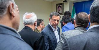 معرفی علی دیواندری به زندان
