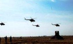 احداث یک پایگاه نظامی ترکیه نزدیک مرز عراق