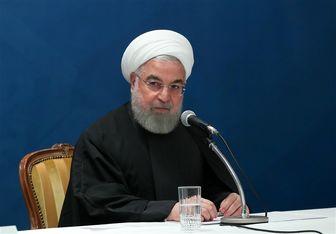 روحانی: گله هم دارید، پای صندوق رای بیایید
