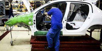 افت 38 درصدی تولید انواع سواری در 4 ماهه امسال