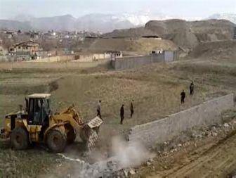 رفع تصرف میلیاردی 8 هکتار از اراضی ملی و منابع طبیعی در همدان