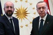 اردوغان: گامهای تحریکآمیز اروپا درباره مدیترانه کمکی به حل مشکل نمیکند