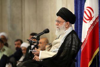 رهبر معظم انقلاب: جنگی رخ نخواهد داد/ مذاکره سمّ است؛ گزینه قطعی ملت ایران مقاومت است