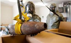 استفاده از گاز سارین در حمله شیمایی در ادلب