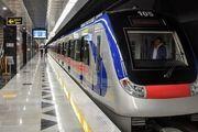 تست رایگان کرونا در مترو فعلا متوقف شد/ آمار مسافران شهرزیر زمینی