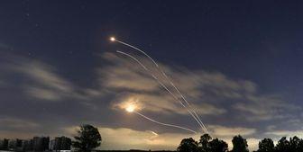 78 درصد موشک های غزه به هدف خورده اند