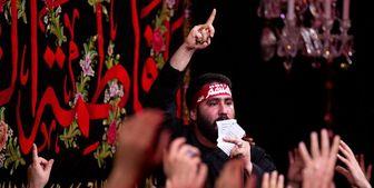 رجز جدید حسین طاهری/ وقت سر بریدن از قاتلِ سرداره+ صوت