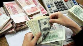 نرخ ارز در بازار آزاد ۱۷ مهر ۱۴۰۰/ نوسان نرخ ارز در اولین روز هفته
