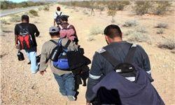 ۵۷ مهاجر ربوده شده در مکزیک نجات یافتند