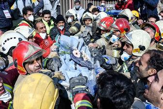 آتش نشانان شهید پلاسکو، شهید خدمت محسوب میشوند