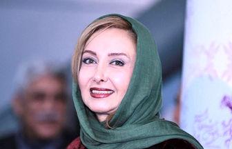 توهین عنصر سلطنت طلب به یک بازیگر ایرانی+عکس