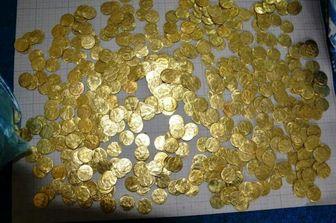 انهدام باند فروش سکه های تقلبی در چالوس