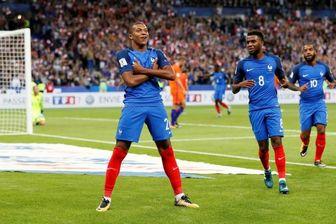 سیاهپوستانی که روزی برده بودند اما حالا بازیکن تیم ملی شدهاند!