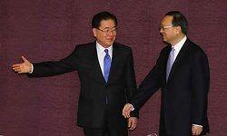 توافق پکن و سئول برای برگزاری موفق نشست مقامات آمریکا و کره شمالی