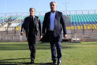 مدیر عامل پرسپولیس: جدایی از برانکو توهمی بیش نیست