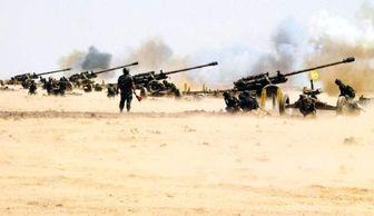 درگیری ارتش سوریه با تروریستها در ۴ محور