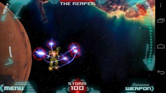 سوپر بازی اندروید بنام دروید وار DroidWAR