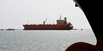 توقیف کشتی نفتی توسط ائتلاف سعودی در بندر حدیده یمن