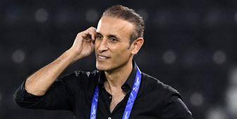 یحیی گل محمدی به باشگاه پرسپولیس رفت