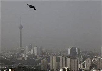 آخرین وضعیت هوای تهران