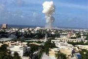کشته در پی انفجارهای انتحاری در سومالی