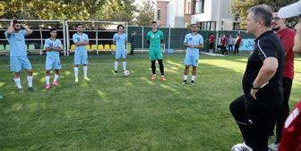 تغییر در محل بازی تیم ملی ایران و ازبکستان