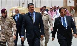 حمله موشکی به مقر «بحاح» در یمن