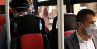 اجباری شدن استفاده از ماسک در اماکن عمومی و حمل و نقل عمومی