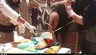 داعش ۱۳ زن و کودک را سوزاند