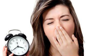 کمبود خواب را جدی بگیرید