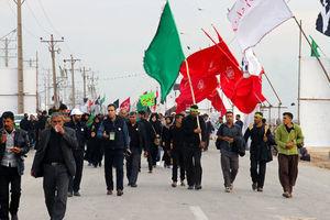 آخرین وضعیت ثبت نام مشتاقان شرکت در پیادهروی اربعین