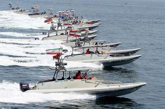 سرعت شناورهای تندرو سپاه به ۹۰ نات رسید