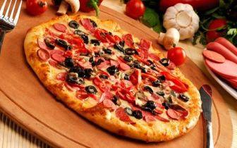 عکس پیتزا شما را خوش اخلاق میکند