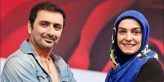 زوج مشهور تلویزیون هم وارد عرصه تئاتر شدند