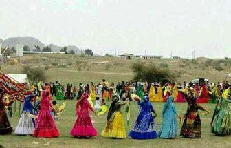 دختران قوم قشقایی جواب خواستگاران خود را چگونه می دهند؟/عکس