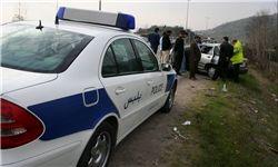 واژگونی خودرو در جاده کرمان/ 3 کشته و 14 مصدوم