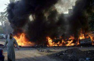 ۵ گلوله خمپاره به دمشق اصابت کرد