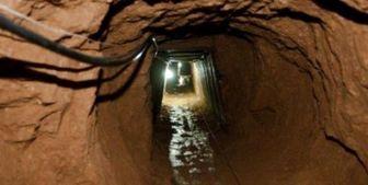 تلآویو مدعی کشف تونل در مرز غزه شد