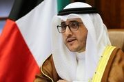 ورود وزیر خارجه کویت به عراق