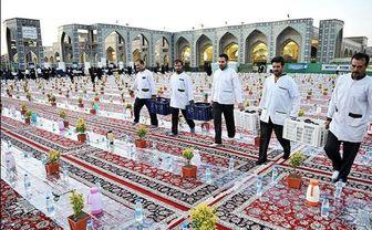 بزرگترین سفره افطار جهان اسلام در کجا پهن می شود؟/تصاویر