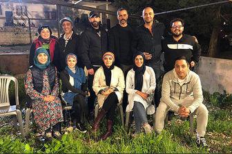 تولید یک مسابقه جذاب رالی با حضور هنرمندان مشهور ایرانی و لبنانی