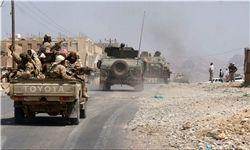 اعزام تجهیزات بیشتر انصارالله به شهر «تعز»