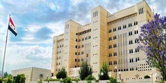 دمشق: جامعه بینالملل شریک جرم اسرائیل و تروریستها