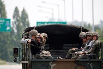آماده باش همه نیروهای کره جنوبی